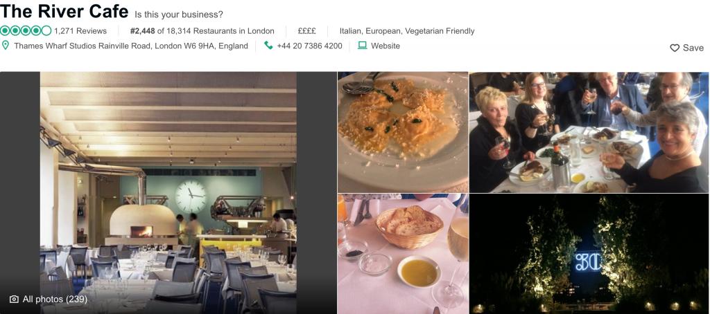 Garyrhodes com   A website to talk about food and restaurants